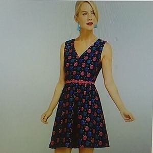 Draper James size 6 new jingle dots Gracie dress